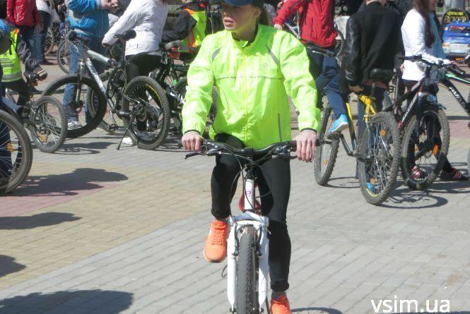 Як хмельничани відкривали велосезон (ФОТО, ВІДЕО)