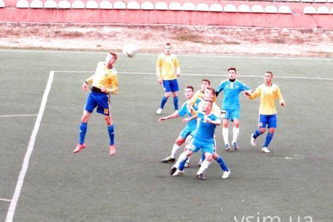 «Поділля» U-19 з рекордом перемогло в чемпіонаті