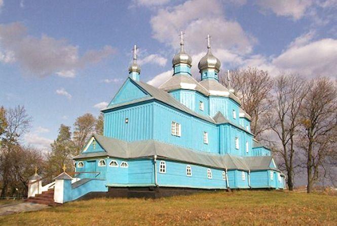 На Хмельниччині обікрали церкву ХVIII сторіччя
