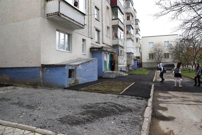 Комунальники взялися за ремонт дворів. Шукайте свою адресу на карті
