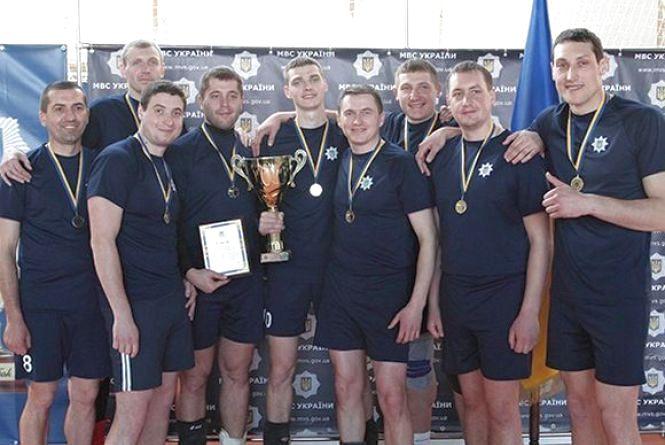 Хмельничани перемогли в Кубку міністра