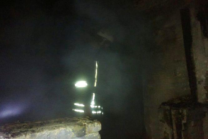 В Летичівському районі з пожежі врятували 44-річну жінку