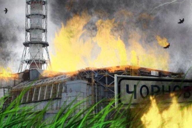26 квітня відзначається День пам'яті жертв Чорнобиля