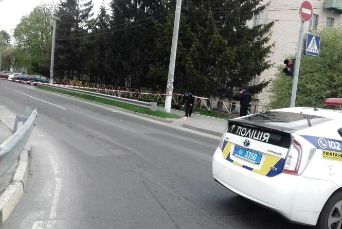 У Хмельницькому шукають хто «замінував» відділ поліції