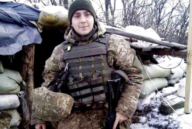 На майдані Незалежності попрощаються з 22-річним бійцем Іваном Мельником