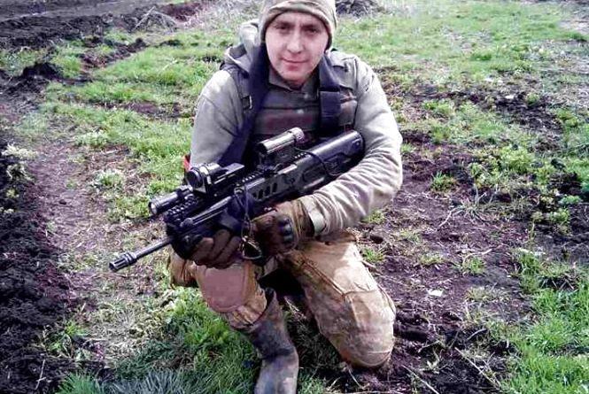 Від кулі снайпера на Сході загинув хмельничанин Іван Мельник