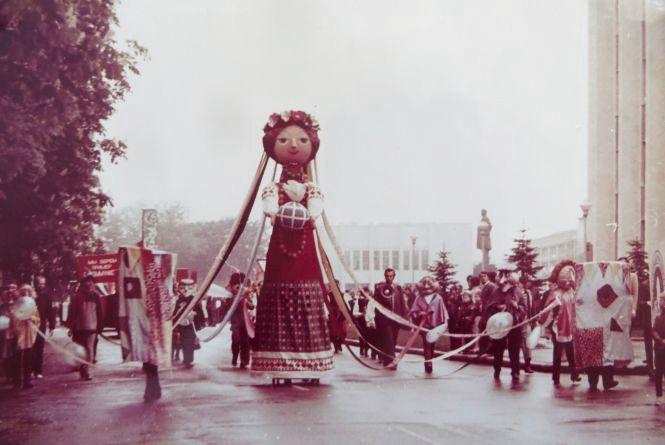 Яким було свято дитинства у Хмельницькому 30 років тому (ФОТО)