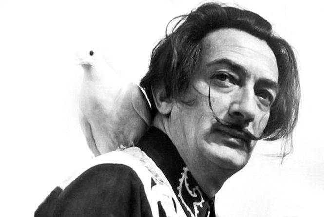 11 травня народився художник Сальвадор Далі