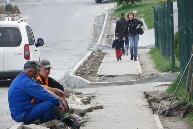 Ремонт парків і вулиць Хмельницького: як роблять і що встигнуть до літа (ФОТО)