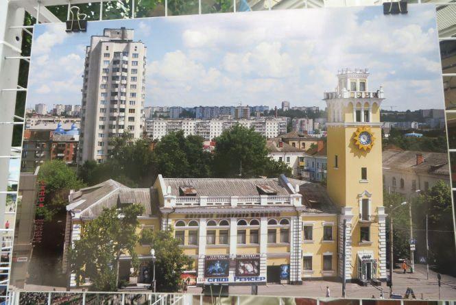 На Проскурівській показали як виглядає європейський Хмельницький