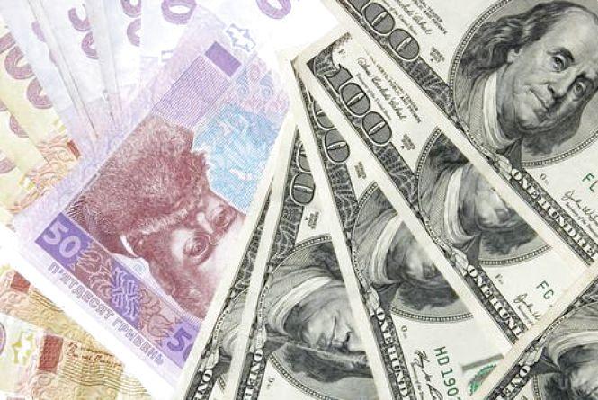 Долар росте – курс НБУ на 30 травня