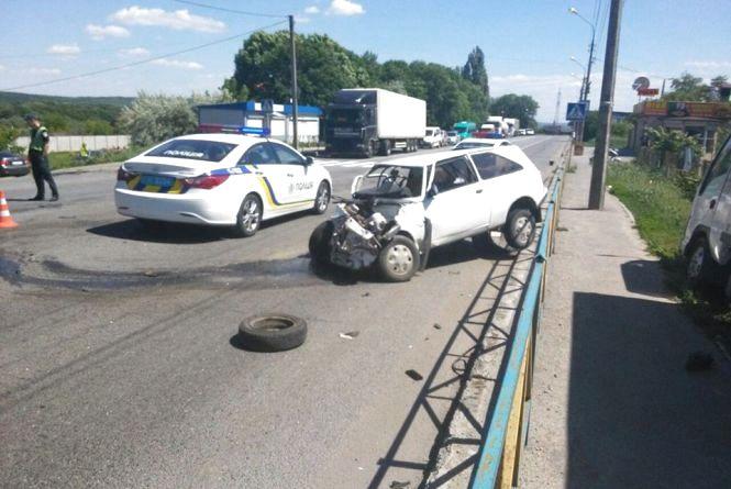 Смертельна ДТП: в Лезневому зіткнулися «Таврія» і «Volvo»