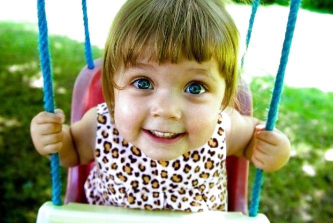 День захисту дітей святкують 1 червня