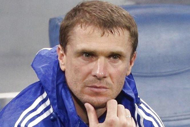 Футболіст Сергій Ребров народився 3 червня
