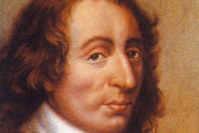 19 червня народився філософ Блез Паскаль