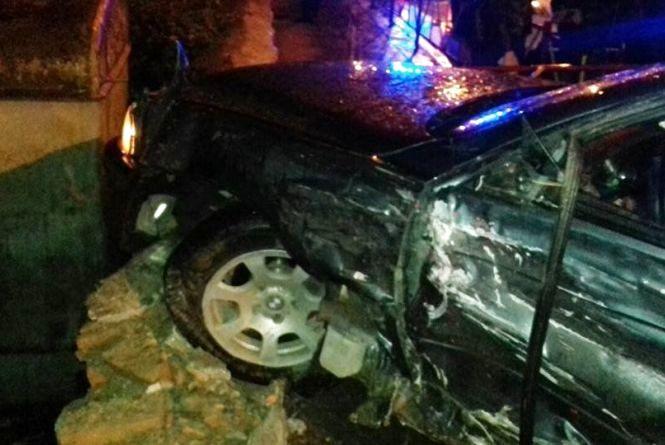 """На Кам'янецькій п'яний водій """"BMW"""" врізався в """"Hyundai"""". Є постраждалі"""