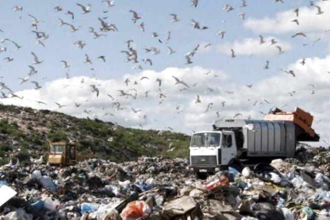 В Хмельницькій ОДА знову заговорили про львівське сміття