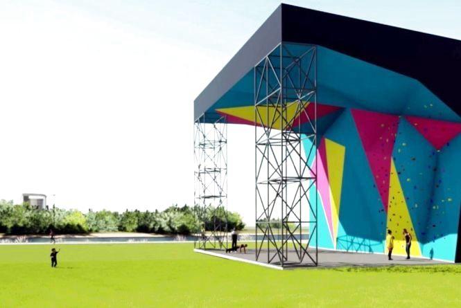 Яким може бути Молодіжний парк у Хмельницькому (ВІДЕО)