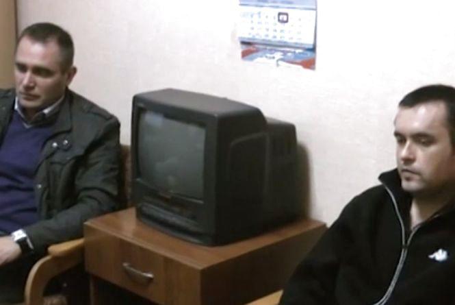 Прикордонники, яких затримала ФСБ, родом з Хмельницької області