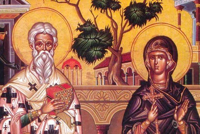 15 жовтня - Кипріяна та Іустини. Сьогодні варто уникати поганих думок