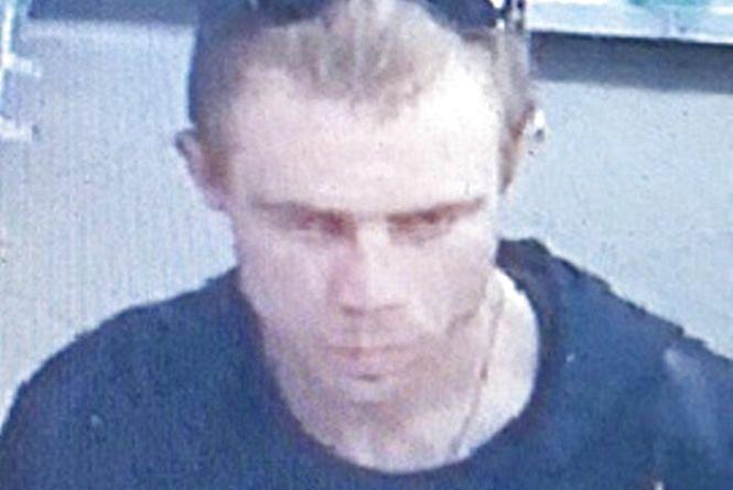 Хмельницькі поліцейські розшукують чоловіка, якого підозрюють у крадіжках