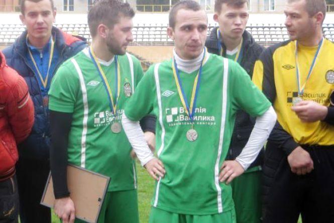 Чемпіонат Хмельниччини з футболу: в першій лізі зіграли не усі матчі