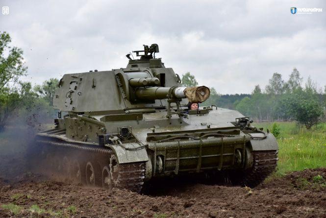 Як Шепетівський ремонтний завод випробовує техніку для армії (ВІДЕО)
