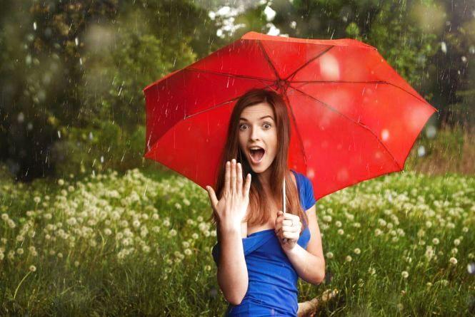 Погода на тиждень: на Хмельницький насуваються дощі і грози