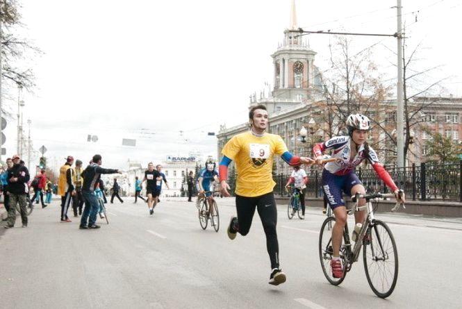 У Хмельницькому проведуть естафету для велосипедистів, бігунів і візочників