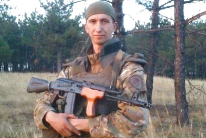 """Новим депутатом від """"Свободи"""" у Хмельницькій міськраді став військовий Андрій Черніцький"""