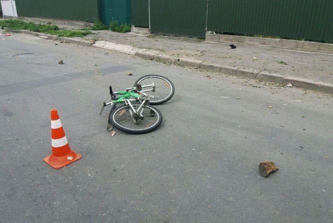 На Заводській в ДТП загинув велосипедист