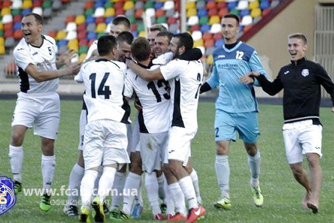 «Агробізнес» дізнався суперника в Кубку України з футболу