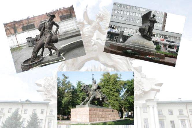 Що ви знаєте про пам'ятники Хмельницького? (ТЕСТ)