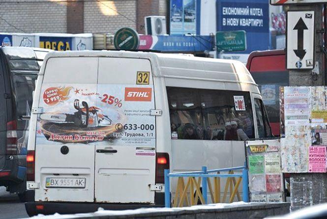 Петиції до влади: в мерії просять новий транспортний маршрут