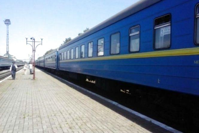 З Хмельницького до Одеси курсуватиме додатковий поїзд