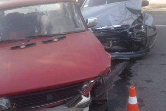 На Західно-Окружній в ДТП постраждала 18-річна дівчина