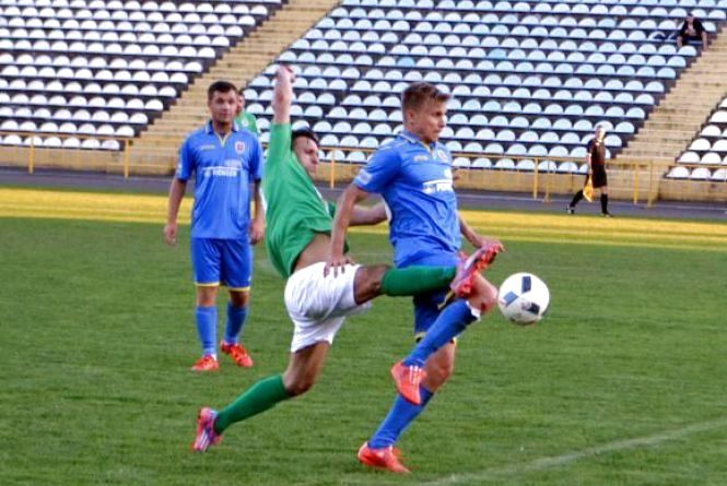 Кубок області: «Олімп» несподівано вистояв в Кам'янці