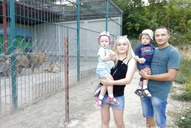 Рік тому у Хмельницькому відкрили приватний зоопарк
