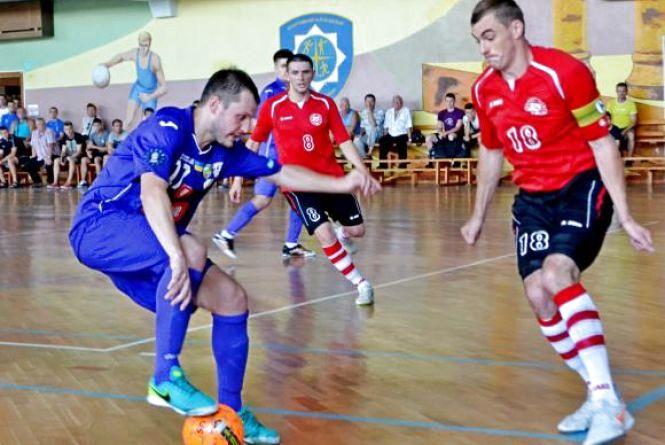 Білоруси приїдуть до Хмельницького на футзальний турнір