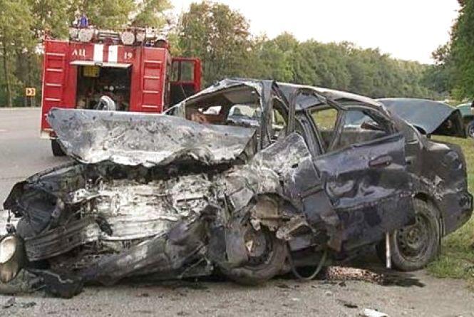 Четверо хмельничан, які загинули в ДТП на Вінниччині, поверталися додому з відпочинку