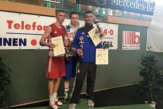Шепетівський боксер виборов срібло на змаганнях  в  Німеччині