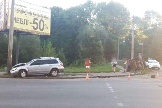 Хроніка ДТП у Хмельницькому: десятки п'яних і травмовані діти