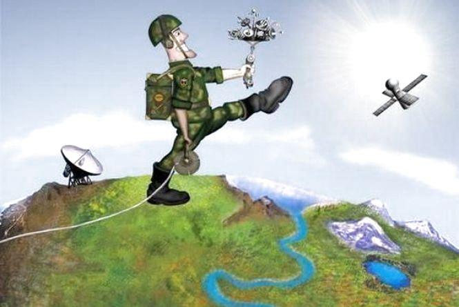 День військ зв'язку святкують 8 серпня