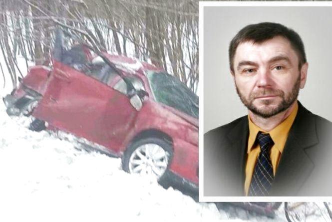 Викладача ХНУ, в автомобілі якого загинуло двоє людей, засудили на 8 років