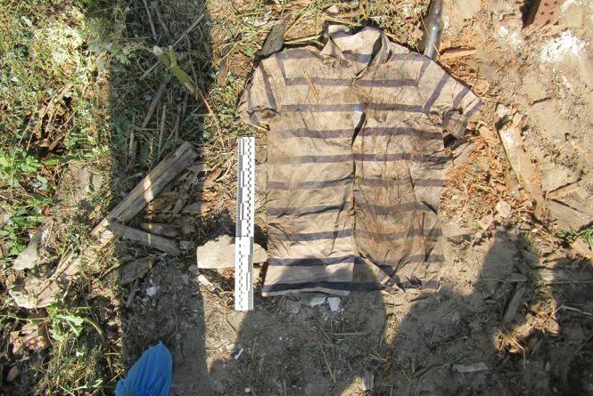 В Славуті знайшли людський скелет