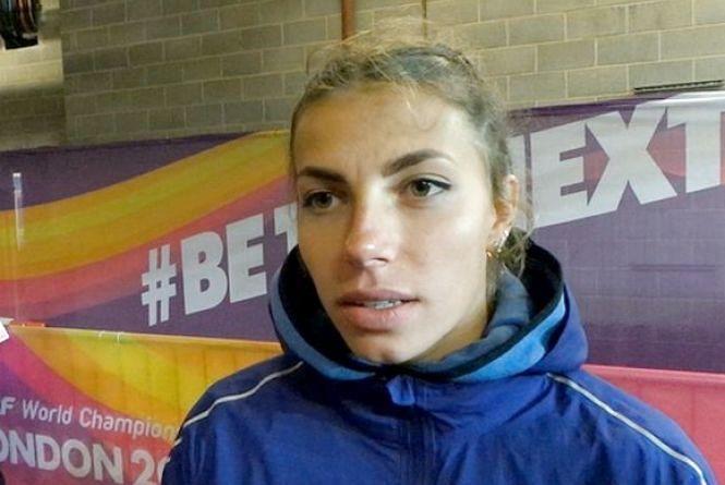Марина Бех завершила виступ на чемпіонаті світу