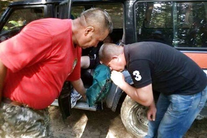 На Закарпатті врятували 18-річного туриста з Хмельницького