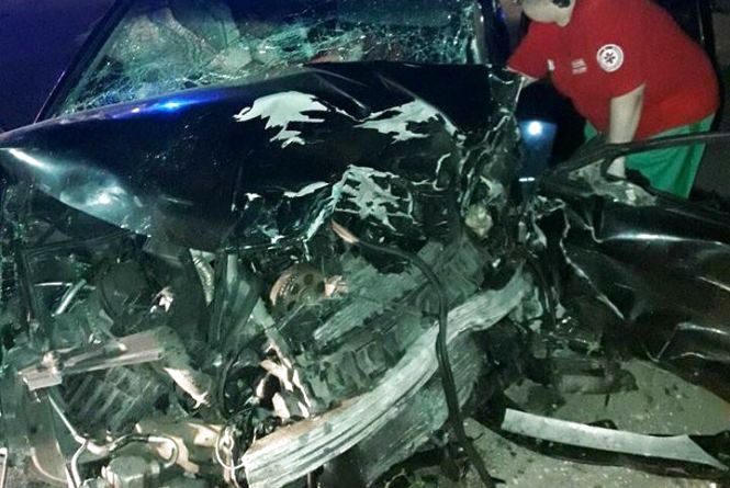Аварія на Західно-Окружній: травмувалось восьмеро людей
