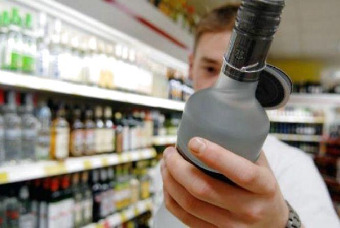 Підвищуються ціни на вина, горілку і віскі