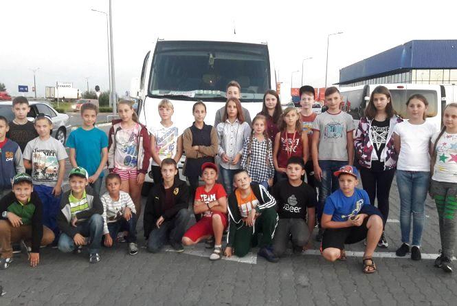 Дітей загиблих атовців відправили на відпочинок до Австрії